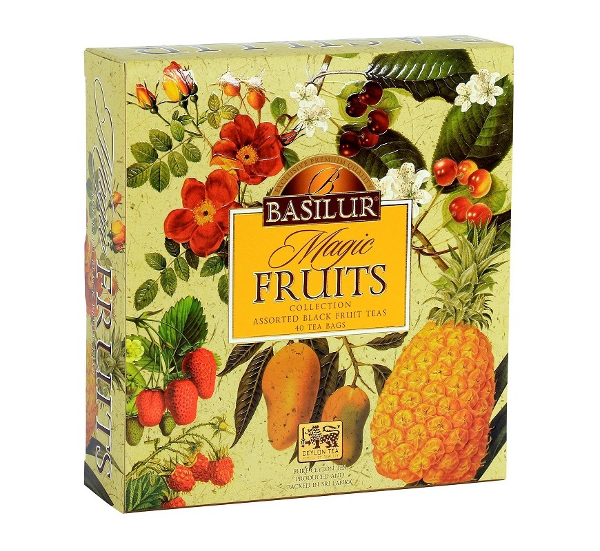 Basilur Magic Fruits Assorted