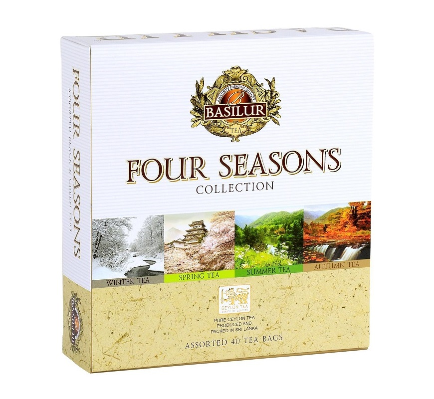 Basilur Four Seasons Assorted