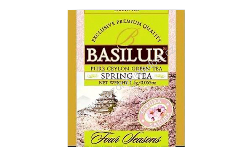BASILUR Four Season Spring 20