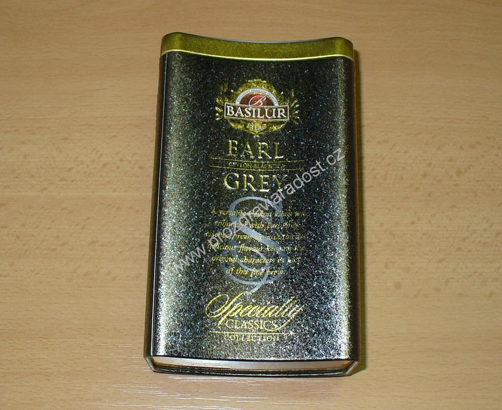 Basilur Specialty Earl Grey Tin 100 g
