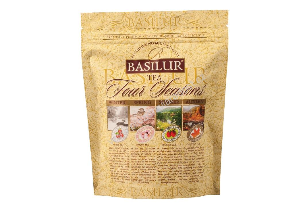 Basilur Four Season Summer papír  100 g