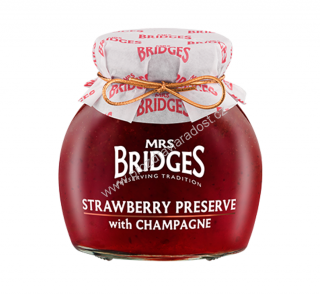Mrs Bridges Strawberry & Champagne