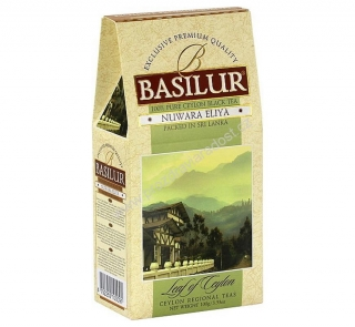 Basilur Leaf of Ceylon Black Tea Nuwara Eliya 100 g