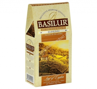 Basilur Leaf of Ceylon Black Tea Ruhunu 100 g