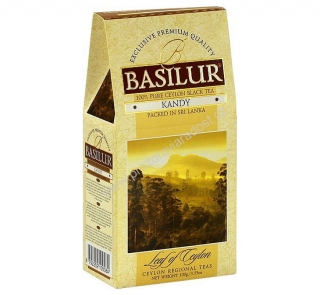 Basilur Leaf of Ceylon Black Tea Kandy100 g