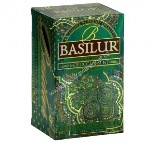 Basilur Orient Moroccan Mint Green