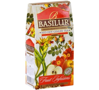 Basilur Fruit Red Hot Ginger 100 g