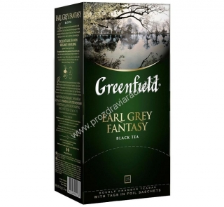 Greenfield Black Earl Grey Fantasy