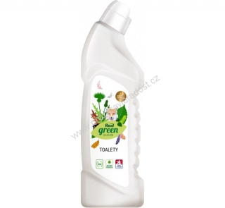 Real green clean na toalety 750 ml
