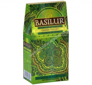 Basilur Orient Green Valley papír 100 g