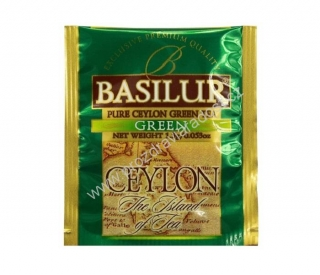Basilur Horeca Island of Tea Green