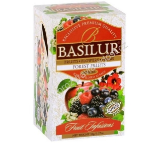 Basilur Fruit Forest Fruit 20