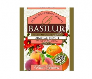 Basilur Horeca Fruit Orange Peach 1