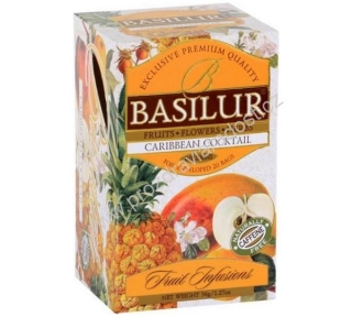 Basilur Fruit Caribbean Cocktail 20