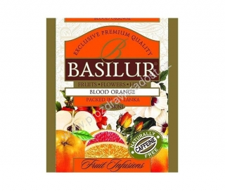 Basilur Horeca Fruit Blood Orange 1