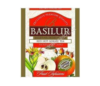Basilur Horeca Fruit Red Hot Ginger 1
