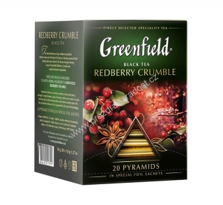 Greenfield Pyramid Redberry Crumble