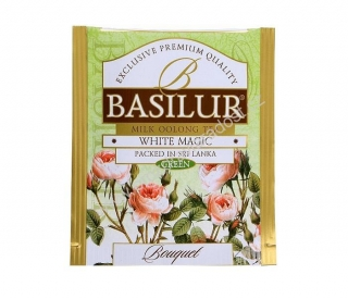Basilur Bouquet White Magic