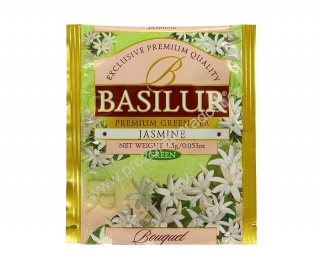 Basilur Bouquet Green Jasmine