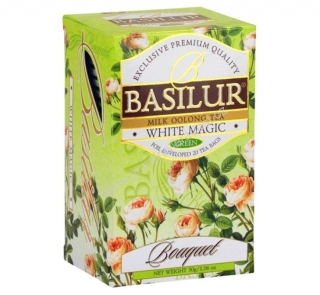 Basilur Bouquet White Magic 20