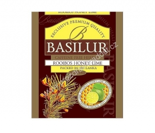 Basilur Horeca Rooibos Honey Lime