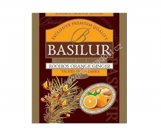 Basilur Horeca Rooibos Orange Ginger