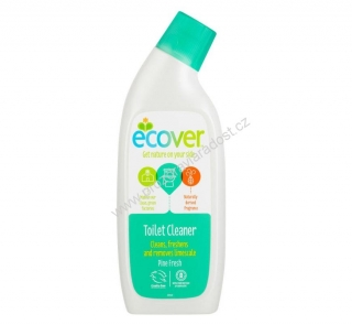 ECOVER WC Borovice a máta 750 ml