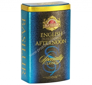 Basilur Specialty Engl. Afternoon Tin 100 g