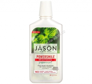 Ústní voda Powersmile 473 ml JASON