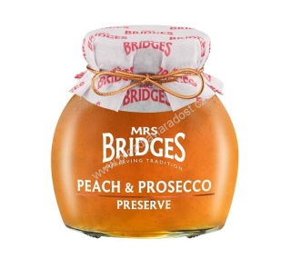 Mrs Bridges Peach & Prosecco