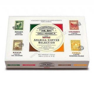 Corsini Arabica Selection 4x125g
