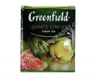 Greenfield Green Quince Ginger