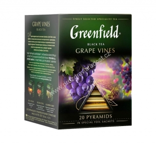 Greenfield Pyramid Grape Vines