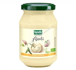 Aioli vegan 250 ml BIO BYODO