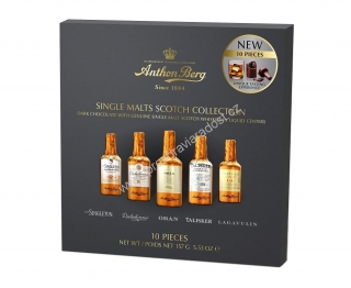 Whisky Collection Anthon Berg 157 g