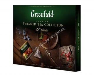 Greenfield Pyramid Tea Collecton 60