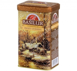 Basilur Frosty Evening Black Tea 85 g