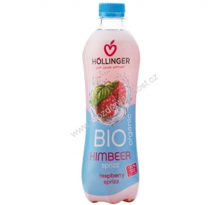 Limonáda malina 500 ml HOLLINGER