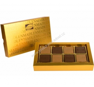 Chocolate Carres Gold box 150 g BIND