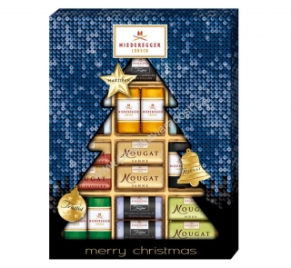 Niederegger Merry Christmas Selektion 300 g