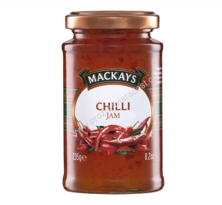 Džem Chilli 235 g Mackays