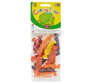 Bonbony ovocné mix 75 g BIO CANDY TREE